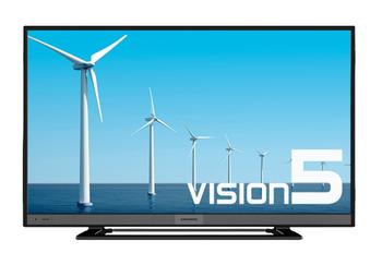 Grundig  22VLE5520BG sw LED-TV FHD DVB-T/C/S 200 Hz 12V