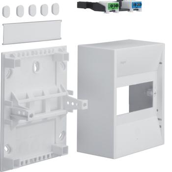 Hager GD106N Miniverteiler 6PLE
