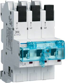Hager HTS350E SLS-Schalter 3P E-50A für Sammelschiene