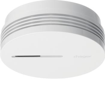 Hager TG600AL Rauchwarnmelder Standard Q,3V,weiß
