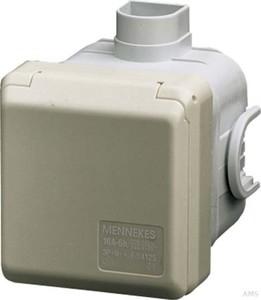 Mennekes 4125 CEE-UP-STECKDOSE IP44 16A5P