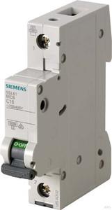 Siemens 5SL6110-6 Leitungsschutzschalter 6kA 1pol. B 10A