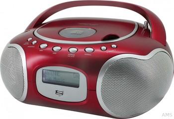 Soundmaster DAB+ Radio CD SCD4200RO rt