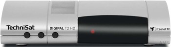 TechniSat  DIGIPAL T2/C HD si Receiver Kabel + DVB-T2 Digital