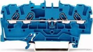Wago 2001-1404 TOPJOB S 4L-DG-KL. 1,5QMM BLAU (100 Stück)