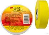 3M #35-20/19 GELB ISOLIERBAND PVC