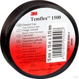 3M TEMFLEX 1500 25MX19M ISOLIERBAND PVC