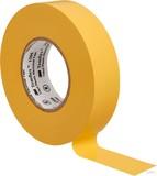 3M TEMFLEX 1500 25MX19M Isolierband Temflex  gelb 19mmx25m