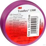 3M TEMFLEX 1500 25MX19M Isolierband Temflex  viol 19mmx25m