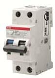ABB DS201 B16 A30 FI/LS-Schalter 6kA 1P+N TypA B16 30mA