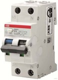 ABB DS201 C10 A30 FI/LS-Schalter 6kA Typ A, C 10, 30mA