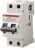 ABB DS201 C8 A300 FI/LS-Schalter 6kA Typ A, C 8, 300mA