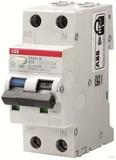 ABB DS201 M B16 A30 FI/LS-Schalter 10kA, Typ A, B 16, 30mA