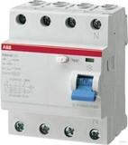 ABB F204 F-40/0,03 FI-Schalter 4P, Type F, 40A, 30mA