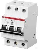 ABB S203-B16 COMPACT Sicher. Automat 3P. B16A Sys. pro M Compact