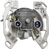 Astro GUT123 Anschlussdose Stammdose 5-862 MHz BK-D