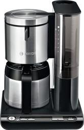 Bosch TKA 8653 STYLINE SCH Kaffeeautomat schwarz