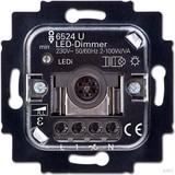 Busch-Jaeger 6526 U LED-Dimmer 2D AN 100 VA