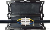 Cellpack EASY 3 V Gel-Muffe Typ EASYCELL mit Verbinder