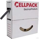 Cellpack SB 4,8-2,4/SCHWARZ SCHRUMPFSCHLAUCH-BOX