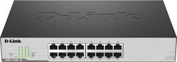 D-Link 16-Port Gigabit Switch Layer2 EasySmart DGS-1100-16