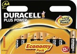 Duracell 12er Alkaline, Mignon, AA, LR06, 1.5V