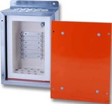 EFB Elektronik  46042.3 Brandschutz Fernmelde- verteiler VKA E30/100 f.100DA