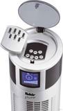 Fakir  TVL30 Turmventilator prestige si oszillierend 40W 8 Stufen LED-Display