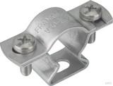 Fränkische VSG-E 20 Schelle Edelstahl V2A 20mm