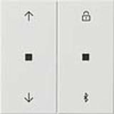 Gira 536703 536703 S3000Jalousie+Schaltuhr Bluetooth