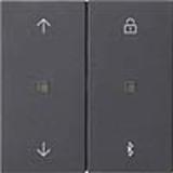 Gira 536728 536728 S3000Jalousie+Schaltuhr Bluetooth