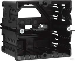 Hager GLS5500 Geräteeinbaudose C-Profil HxB 55x65 schw