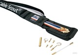 HellermannTyton Cable Scout Luxus Set 2x4/6x5/2x6x1000mm CS-SD