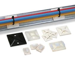 Hellermann Tyton MB5APA66NAC1 151-28529 MB5A-PA66-NA-C1 Sockel (100 Stück)
