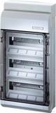 Hensel KV3536 Automatengehaeuse 36Teilungseinheiten