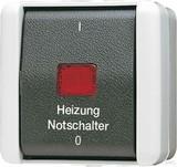 Jung 802 H W NOTSCHALTER 2-POLIG