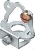 Kleinhuis 445E Leuchtenaufhänger, für Rohr-Ø 10mm