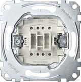 Merten MEG3116-0000 Aus/Wechselschalter-Einsatz, 1-polig g, 10