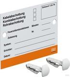 OBO Bettermann KS-S Kennzeichnungsschild