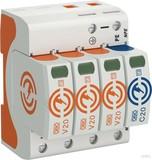 OBO Bettermann V20-3+NPE-280 SurgeController V20 dreipolig mit NPE