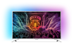 Philips  65PUS6521/12 sw LED-TV UHD DVB-T2/C/S2 Smart Ambilight Android