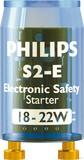 Philips S 2-E Starter für Reihenschaltung 18-22W (25 Stück)