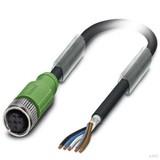 Phoenix Contact SAC-5P- 5,0-PUR/M12F Sensor-/Aktor-Kabel