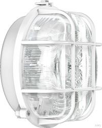 RZB 501.004.002 Rundleuchte Colour E27 100W weiß