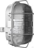 RZB 50500.009.1 Ovalleuchte Standard E27 60W grau