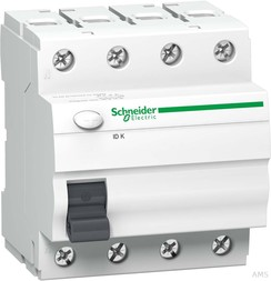 Schneider Electric A9Z01463 A9Z01463 FI-SCHALTER IDK 4P 63A 30MA