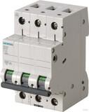 Siemens 5SL6316-6 Leitungsschutzschalter 6kA 3pol. B 16A