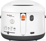 Tefal Fritteuse  One Filtra weiss/anthrazit