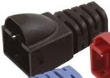Telegärtner B00080F0089 mit Rasthebelschutz MP8 schwarz
