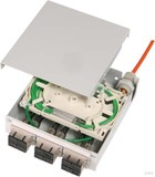 Telegärtner TS-Verteiler 6xSTD Pigtails 12xG50/125 H82050F0001